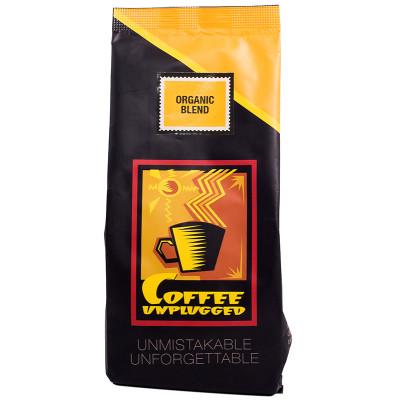 Coffee Unplugged Organic Blend Beans