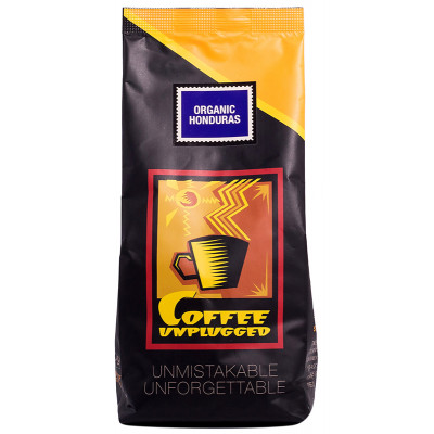 Coffee Unplugged Organic Honduras Filter