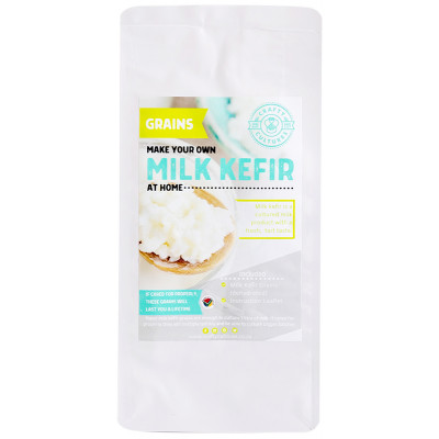 Crafty Cultures Milk Kefir Grains