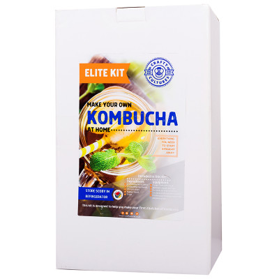 Crafty Cultures Kombucha Elite Kit
