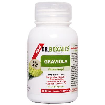 Dr. Boxall's Graviola (Soursop) Capsules