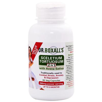 Dr. Boxall's Sceletium & Avena Sativa Veggie Caps
