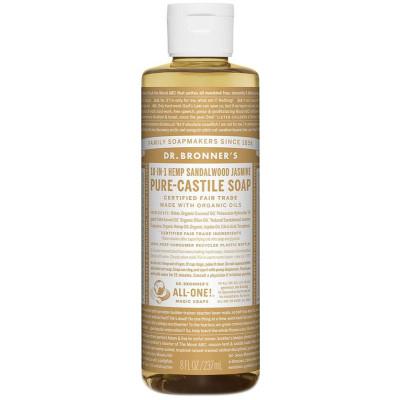 Dr. Bronner's Pure Castile Liquid Soap - Sandalwood Jasmine