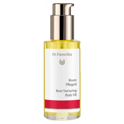 Dr. Hauschka Rose Body Oil