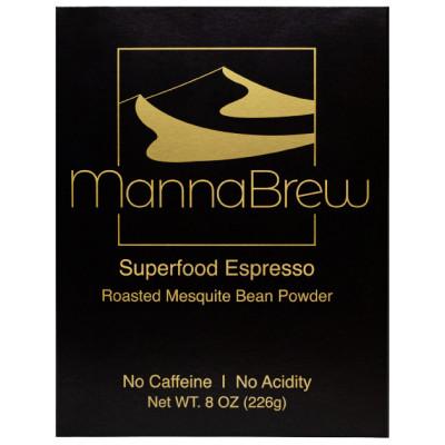 Mannabrew Superfood Espresso