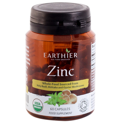 Earthier Organic Zinc