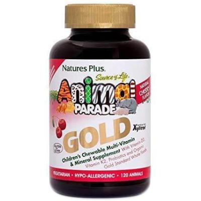 Animal Parade Gold Multivitamin Cherry 120's