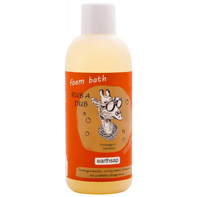Earthsap Foam Bath (Kids) - Orange & Vanilla