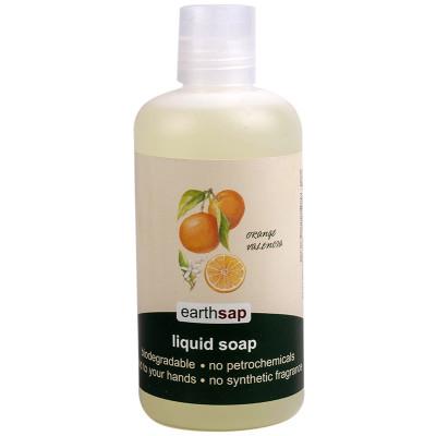 Earthsap Orange Valencia Hand Soap