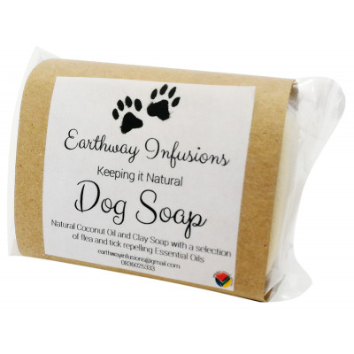 Earthway Infusions Dog Soap Bar