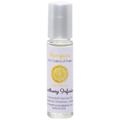 Earthway Infusions Solar Plexus Chakra Oil 3