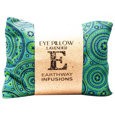 Earthway Infusions Eye Pillow Lavender