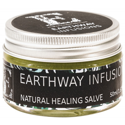 Earthway Infusions Healing Salve with Wintergreen Oil
