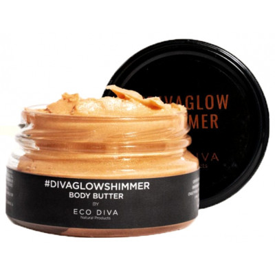 Eco Diva DIVAGLOW Body Shimmer