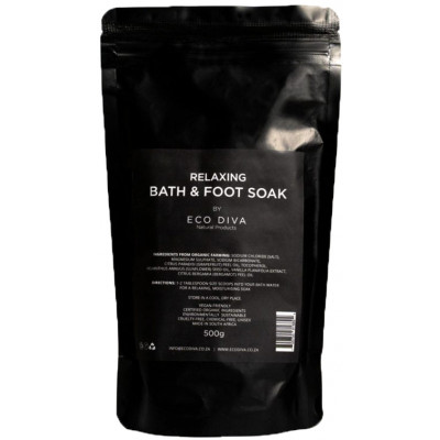 Eco Diva Relaxing Bath & Foot Soak