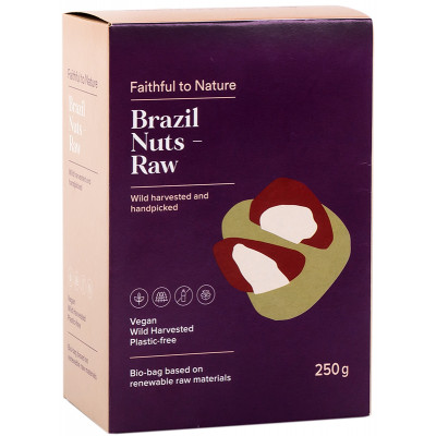 Faithful to Nature Raw Brazil Nuts