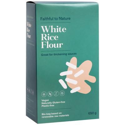 Faithful to Nature White Rice Flour