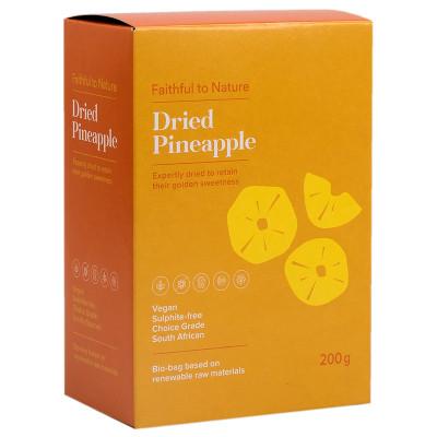 Faithful to Nature Dried Pineapple