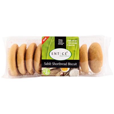 Entice Sablé Shortbread Biscuit