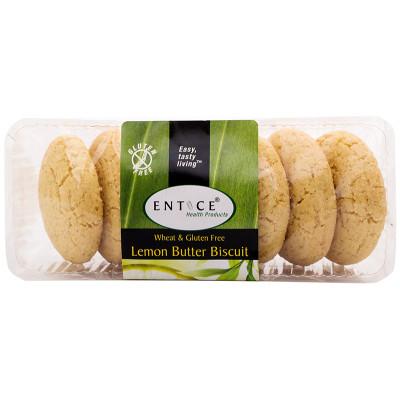 Entice Gluten Free Lemon Biscuits