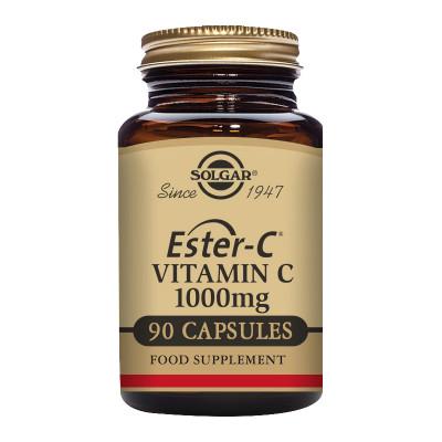 Solgar Ester-C Plus 1000mg Vitamin C Tablets - 90s