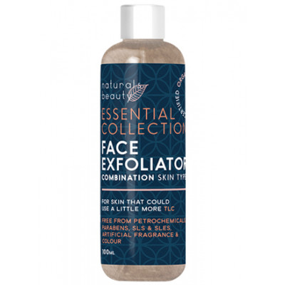 Essential Collection Face Exfoliator