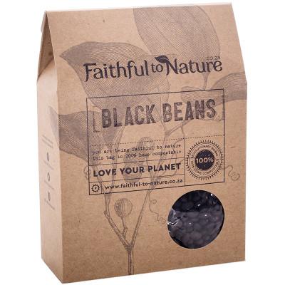 Faithful to Nature Black Beans 400g
