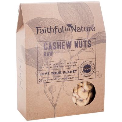 Faithful to Nature Cashew Nuts - Raw