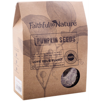 Faithful to Nature Pumpkin Seeds