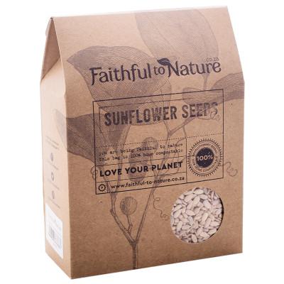 Faithful to Nature Sunflower Seeds