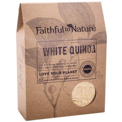 Faithful to Nature White Quinoa