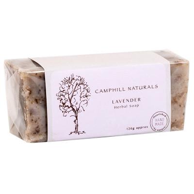 Camphill Lavender Herbal Soap