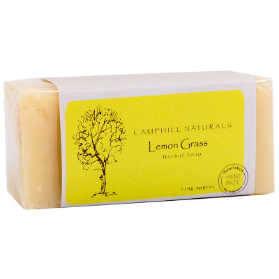 Camphill Lemongrass Herbal Soap