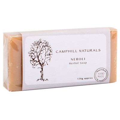 Camphill Neroli Herbal Soap
