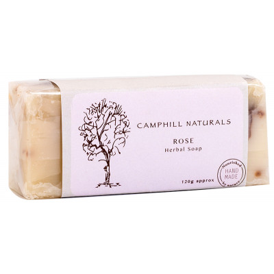 Camphill Rose Herbal Soap