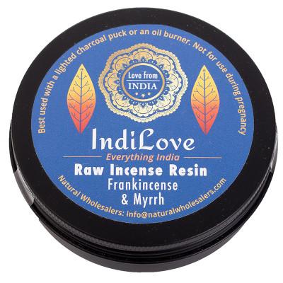 IndiLove Raw Indian Mixed Incense Resin