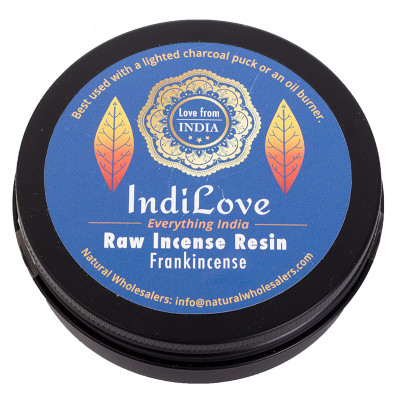 IndiLove Raw Indian Frankincense Incense Resin