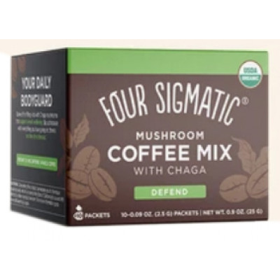 Four Sigmatic Mushroom Coffee Cordyceps & Chaga