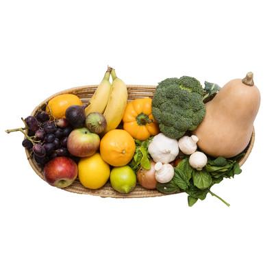 Fresh Fruit & Veg Grocer's Choice for 1