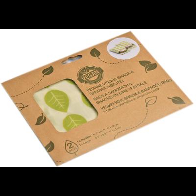 Nuts Vegan Sandwich & Snack Bags