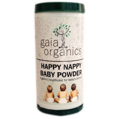 Gaia Organics Happy Nappy Baby Powder