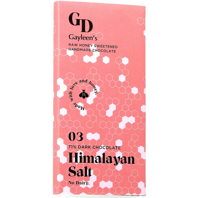 Gayleen's Decadence Himalayan Salt Chocolate
