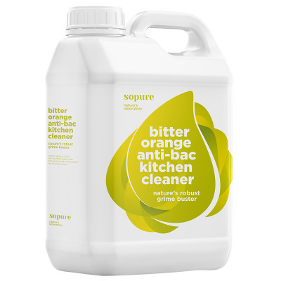 SoPure Bitter Orange Anti-Bac Kitchen Cleaner - 5 Litre