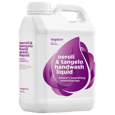 Sopure Neroli & Tangelo Hand Wash Liquid - 5 Litre