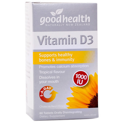 Good Health Vitamin D3