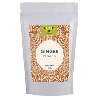 Good Life - Organic Ginger Powder