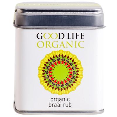 Good Life Organic Braai Rub