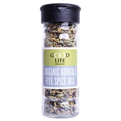 Good Life – Organic Bengali 5 Spice Mix