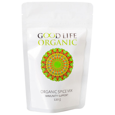 Good Life Organic Spice Mix - Immunity Support