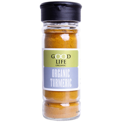Good Life Organic Turmeric Powder